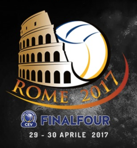 Champions League: Final Four - Roma @ Roma | Roma | Lazio | Italia