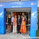 L'inaugurazione dell'Allianz Cloud Palalido