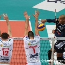 Milano supera 3-0 la Lube Civitanova