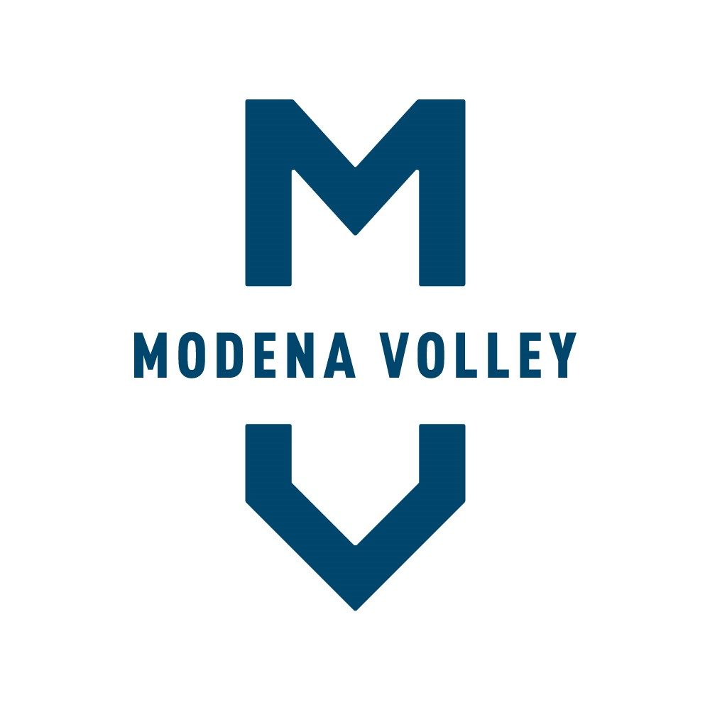Modena nuovo logo come uno scudetto for Casa modena volley