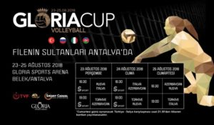 Gloria Cup - Antalya @ Gloria Sports Arena Belek - Antalya | Antalya | Turchia