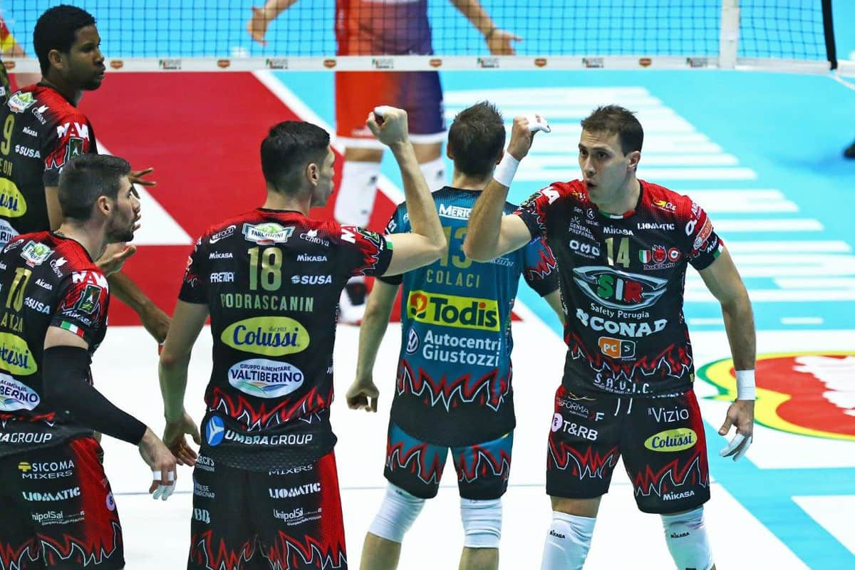 Volley maschile, Coppa Italia: Perugia e Civitanova in finale