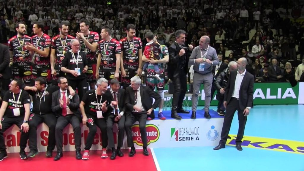 Perugia volleyball shop