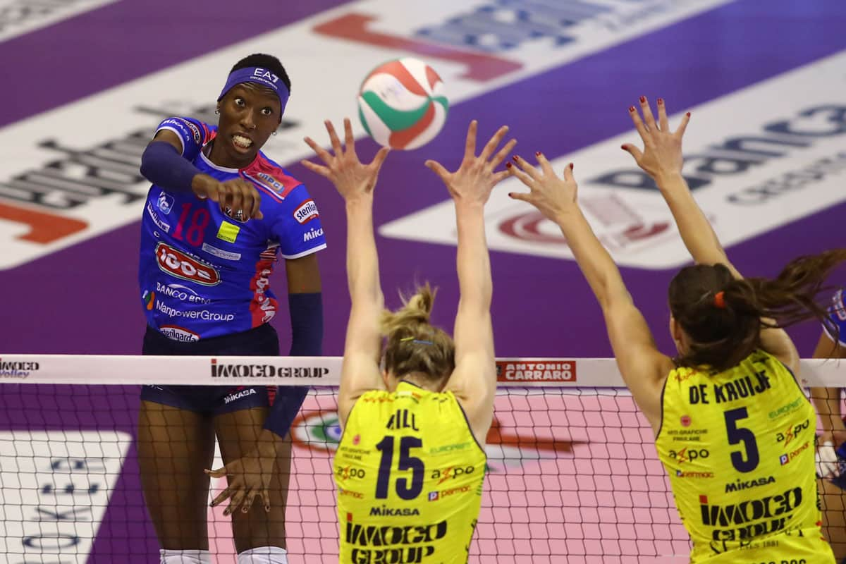 Igor Volley, la Champions League è tua !